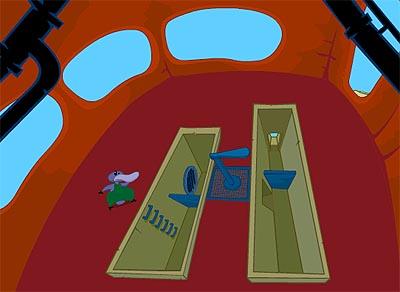 Imagen capturada del juego