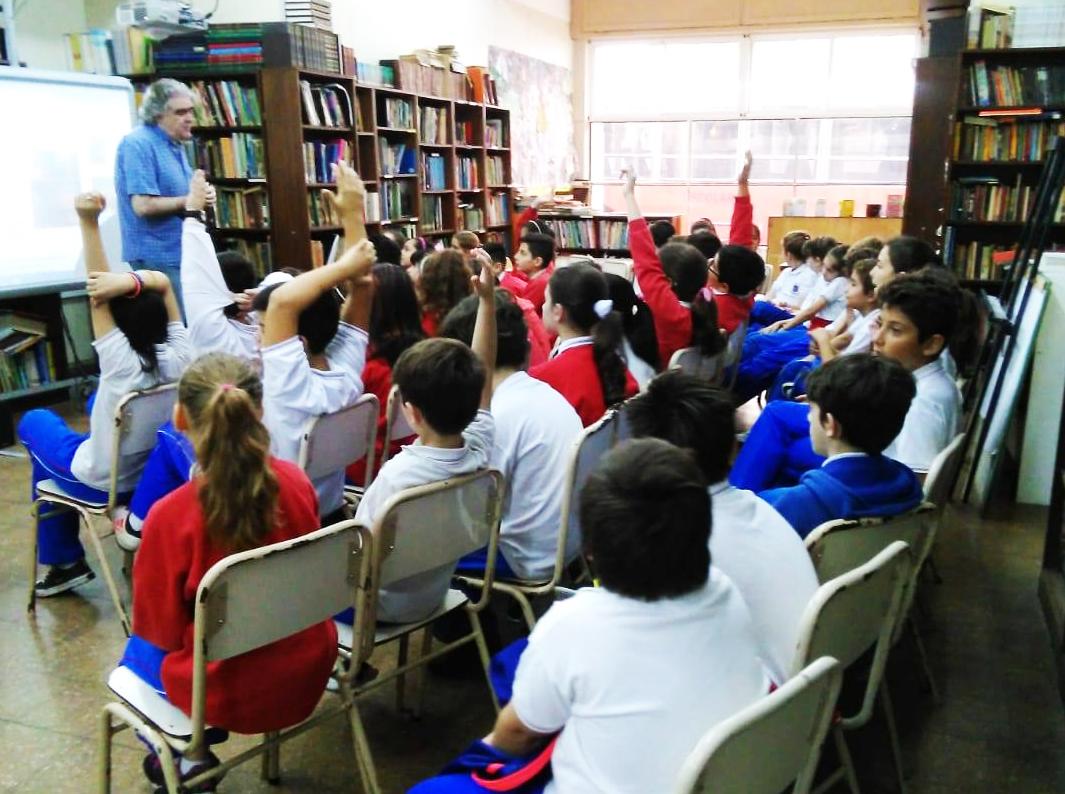 5 Cangallo Schule